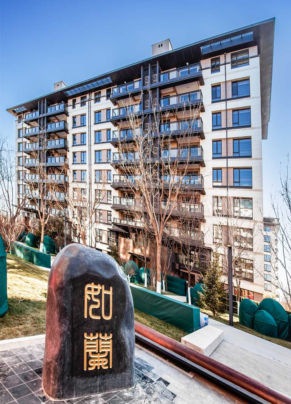 万科如园-bim - 北京市住宅建筑设计研究院有限公司