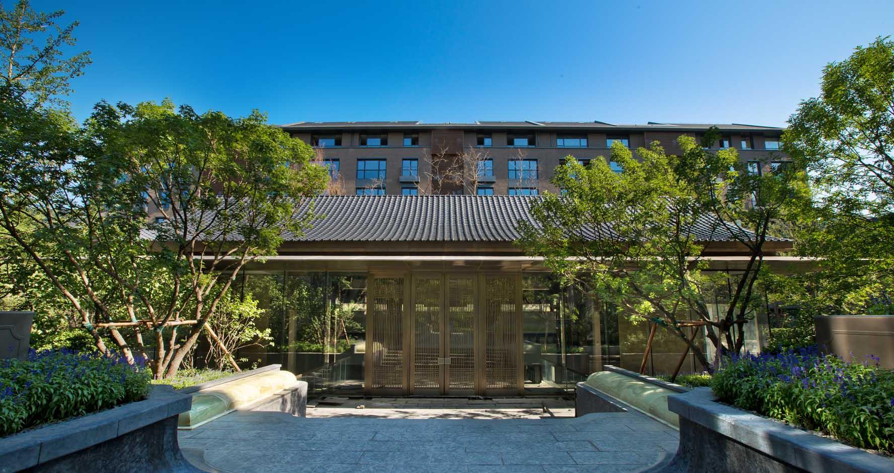 万柳书院 - 北京市住宅建筑设计研究院有限公司