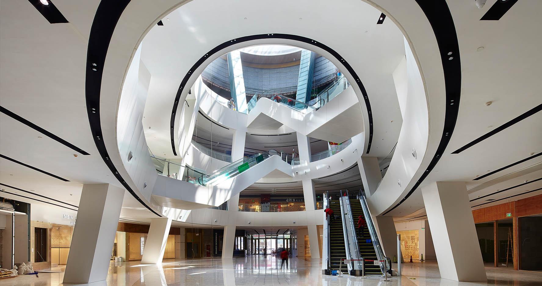 住总万科广场 - 北京市住宅建筑设计研究院有限公司